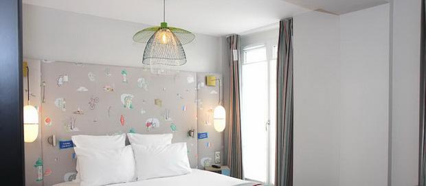 Париж: 5 вдохновляющих литературных отелей 5