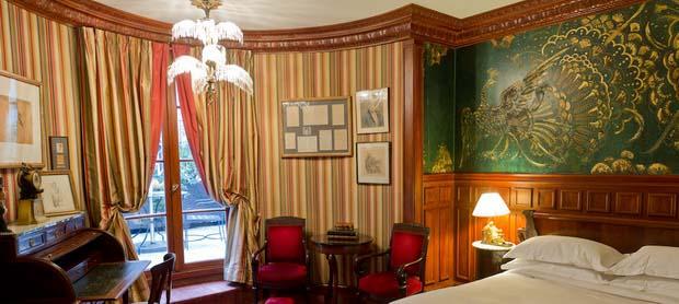 Париж: 5 вдохновляющих литературных отелей 7
