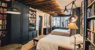 Париж: 5 вдохновляющих литературных отелей 17