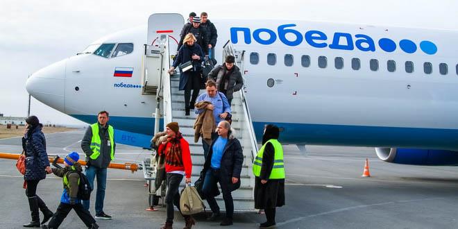 Рейсов «Победы» в Сочи за 999 рублей хватит на минимум туристов