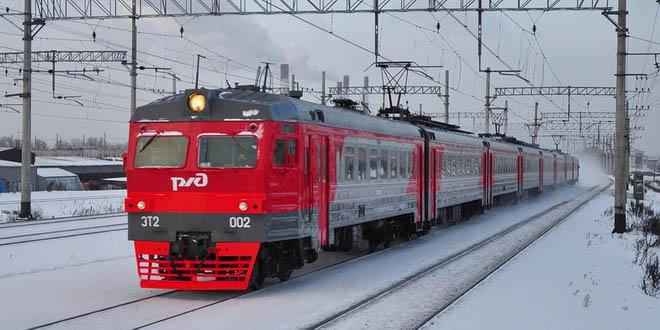 Дополнительные поезда в новогодние каникулы 1