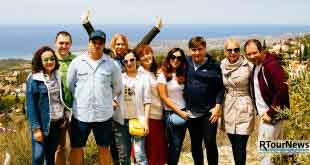 Министерство по туризму Республики Кипр и авиакомпания «Россия» пригласили партнеров на остров Афродиты 17