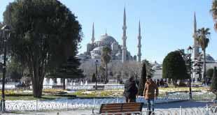 Взрыв в центре Стамбула убил туристов