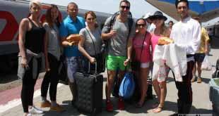 Участники инфотура «Библио Глобус» на ретро-поезде добрались до Анапы 5