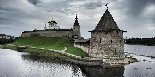 В туристический кластер «Псковский» вложат 354 млн рублей 1
