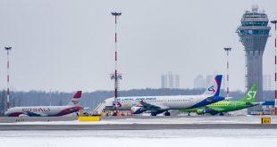В новогодние праздники Пулково обслужил более полумиллиона пассажиров 6