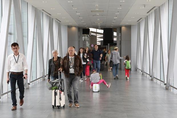 Пассажиры вновь признали Пулково самым комфортным аэропортом России 3