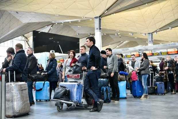 Пулково за четыре месяца 2019 года увеличил пассажиропоток на 13,7%