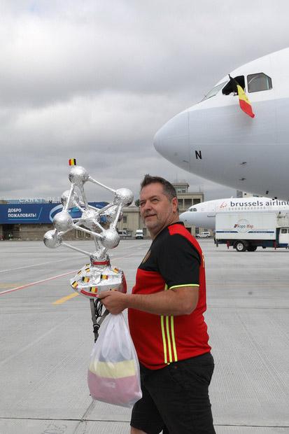 Пулково подводит итоги работы во время Чемпионата мира по футболу 3