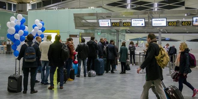 Finnair прогнозирует рост российского рынка