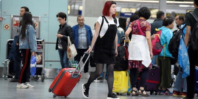 Пулково в июле увеличил пассажиропоток на 4,9%