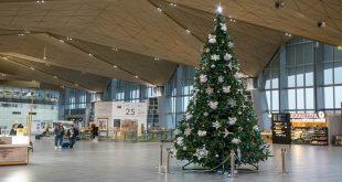 Аэропорт Пулково в новогодние праздники принял свыше 758 тысяч пассажиров 18