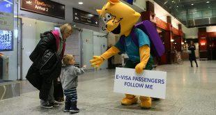 По электронным визам едут в основном эстонцы, многих туристов на границе разворачивают 8