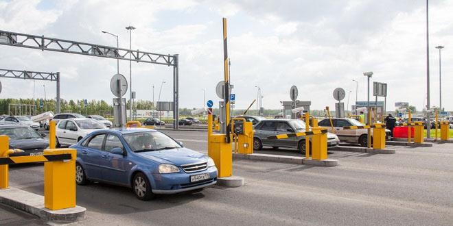 Пулково вводит новые правила подъезда автомобилей к терминалу