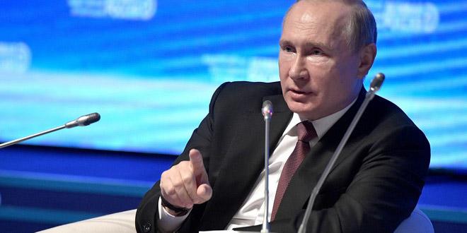 «Постепенно, аккуратненько» — Путин выступил за упрощение визового режима