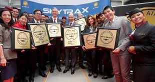 Qatar Airways признана лучшей авиакомпанией мира