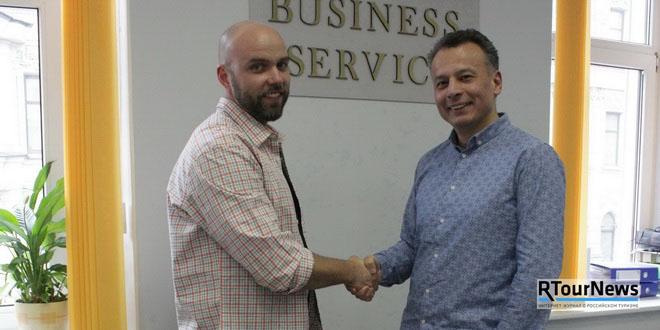 Рашидов и Морозов - дружба в турсфере делает бизнес 1