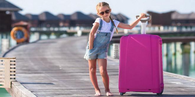 Изменились правила вывоза детей за границу