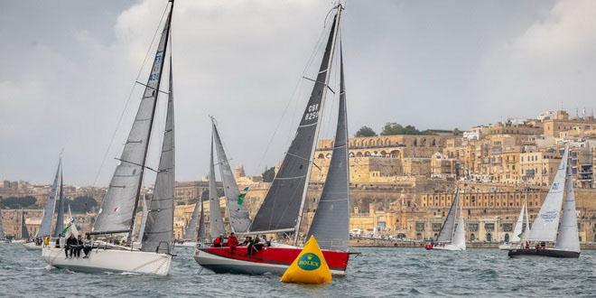 На Мальте состоится регата Rolex Middle Sea Race