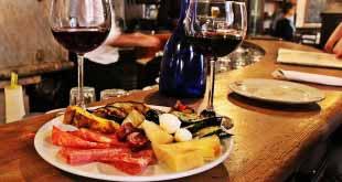 В Риме пройдет неделя еды и вина