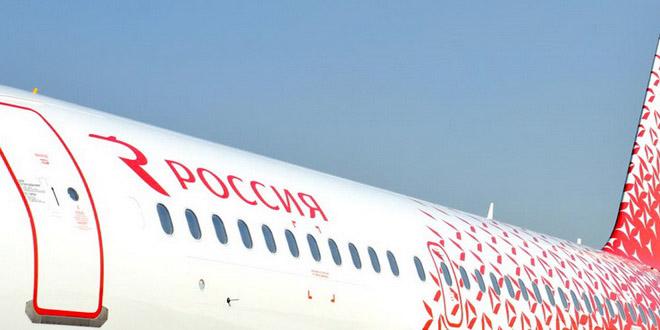 Авиакомпания «Россия» — лидер по перевозке между Кипром и РФ