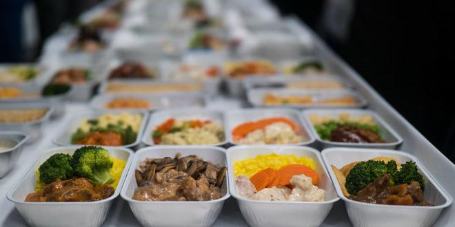 «Россия» обновила питание на рейсах из Санкт-Петербурга 1