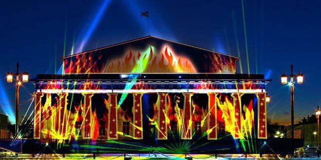 В Петербурге впервые пройдет Фестиваль огня «Рождественская звезда» 1