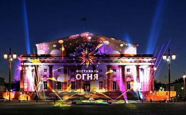 В Петербурге впервые пройдет Фестиваль огня «Рождественская звезда» 3