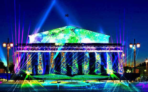 В Петербурге впервые пройдет Фестиваль огня «Рождественская звезда» 5