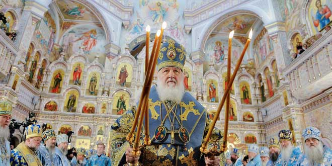 РПЦ запретила туристам молиться в храмах Греции и Турции
