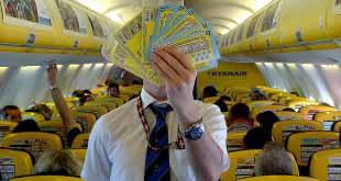 Ryanair со скандалом уходит из Дании