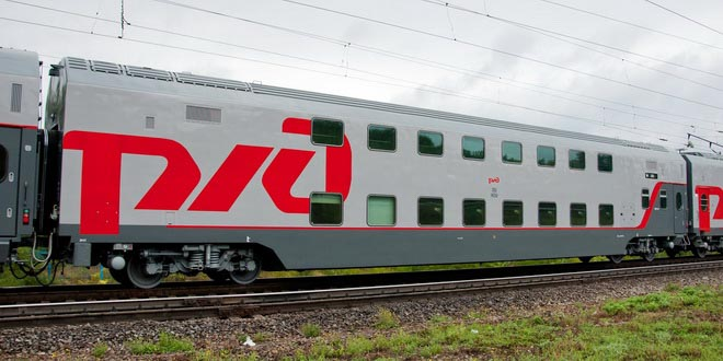 В Крым пойдут двухэтажные поезда 1