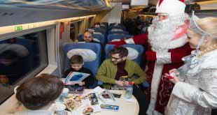 Путешествия с детьми на поезде 13
