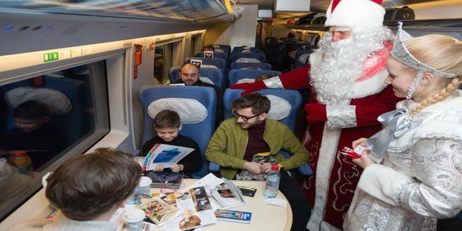 Путешествия с детьми на поезде