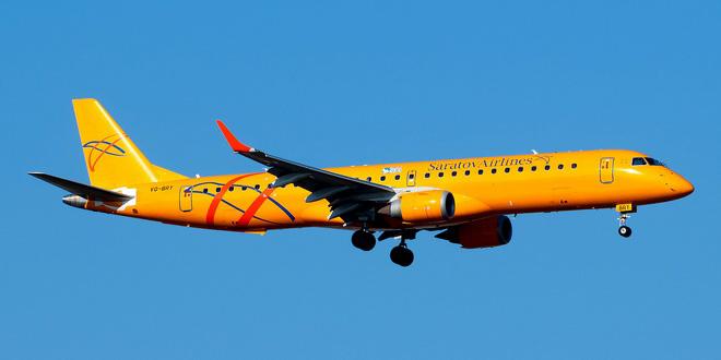 Одной небезопасной авиакомпанией в России стало меньше 1