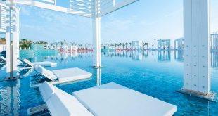 Названы отели Турции с подогреваемыми открытыми бассейнами 11