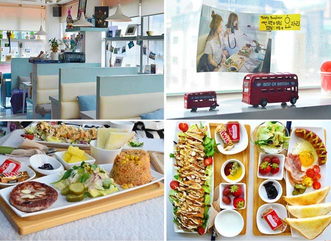 10 необычных кафе Сеула - AIRCAFE