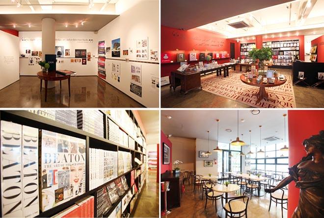 10 необычных кафе Сеула - ASSOULINE LOUNGE