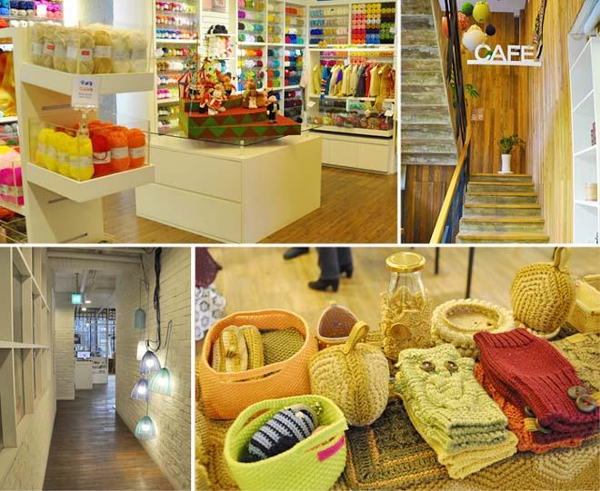 10 необычных кафе Сеула - Banul Iyagi