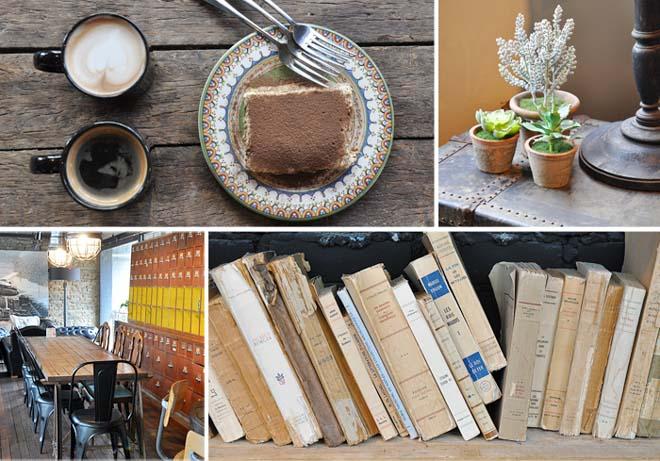 10 необычных кафе Сеула - ANDO Cafe