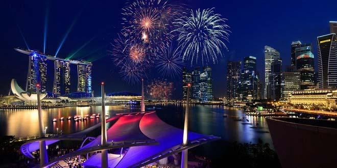 Главные события в Сингапуре в 2020 году