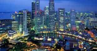 В 2014 году россияне чаще ездили в Сингапур