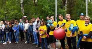 В последние выходные сентября турбизнес отпразднует свой «главный день» слетом в Лосево 1