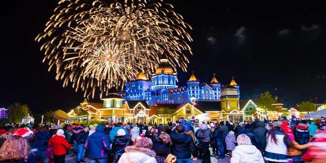 Что ждет гостей Краснодарского края под Новый год 1