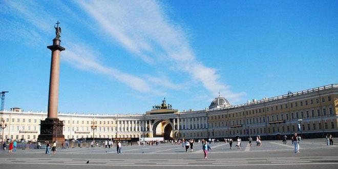 В Петербурге туристам напомнят о безопасности