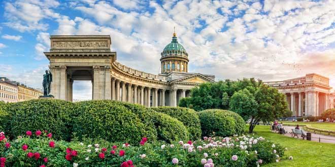 Безопасность превыше - в Петербурге запускается программа гостеприимства в условиях пандемии 1