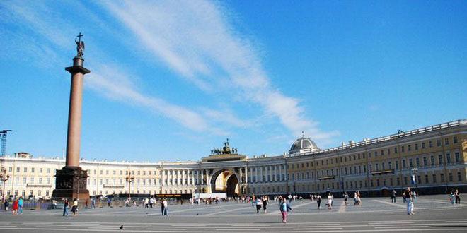 Санкт-Петербург стал самым популярным направлением на Первомай