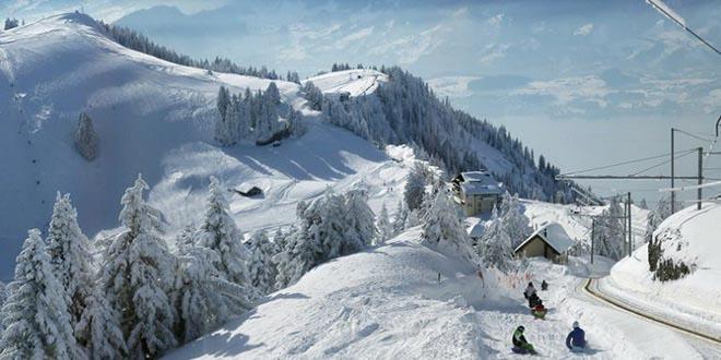 Юбилеи для швейцарского туризма 1