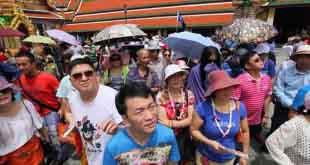 Чаще всего туристы пользуются страховкой в Таиланде