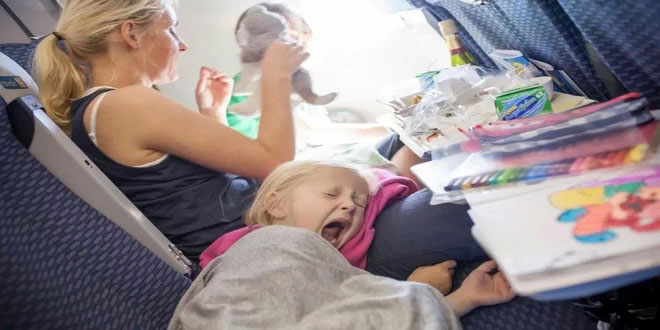 Где в самолете находятся самые тихие места 1